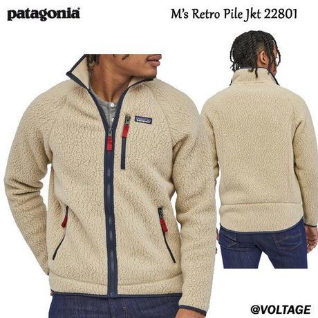 パタゴニア Patagonia M's Retro Pile Jkt 22801 ELKH メンズ・レトロ・パイル・ジャケット 正規品