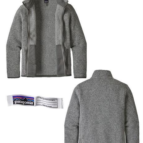 パタゴニア Boys' Better Sweater 65732 ボーイズ・ベター・セーター・ジャケット キッズ 子供用 正規品