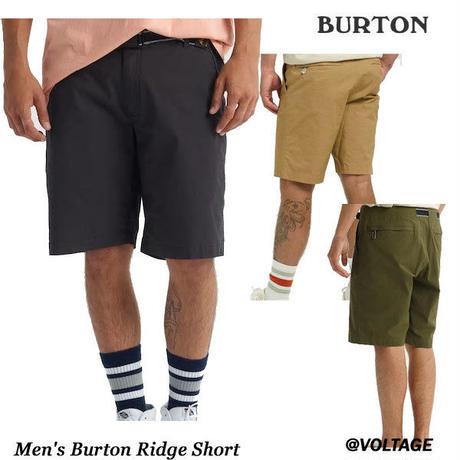 BURTON バートン Men's Burton Ridge Short メンズ ショーツ パンツ ハーフパンツ 2019 春夏モデル Spring Summer