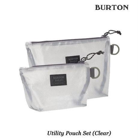 BURTON Utility Pouch Set ユーティリティー ポーチ セット Travel Accessory Bag バッグ 小物入れ 正規品 2019 Spring&Summer