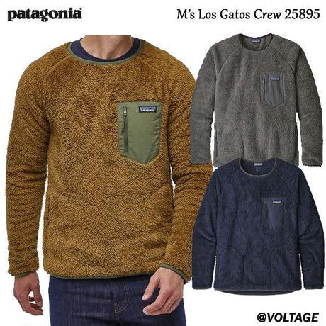 パタゴニア Patagonia M's Los Gatos Crew 25895 メンズ・ロス・ガトス・クルー  正規品