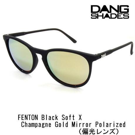 DANG SHADES ダンシェイディーズ FENTON(偏光レンズ)サングラス ダン・シェイディーズ vidg00360
