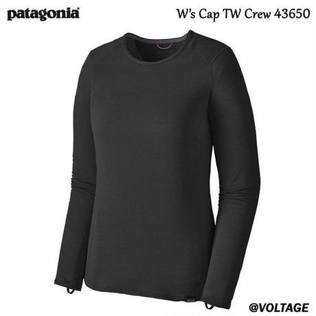 パタゴニア patagonia W's Cap TW Crew 43650 ウィメンズ・キャプリーン・サーマルウェイト・クルー 正規品