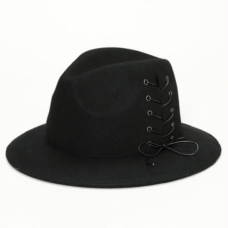 LACE UP HAT <BWH207U>