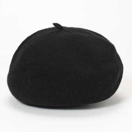 COTTON KNIT BERET <BSB202U>