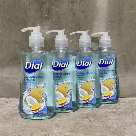 """Dial Hydryting Hand Soap """"Mango&coconuts"""""""