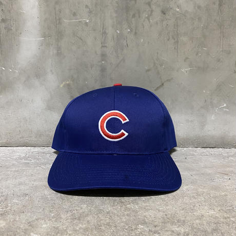 "90's Twins ""MLB Chicago Cubs"" snapback"