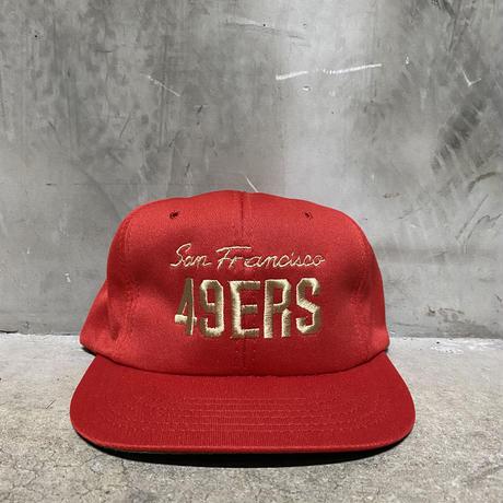 "80's Team NFL ""SF 49ers snapback"""
