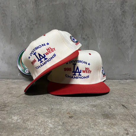 "90's NewEra ""1995 NL Champions LA Dodgers"