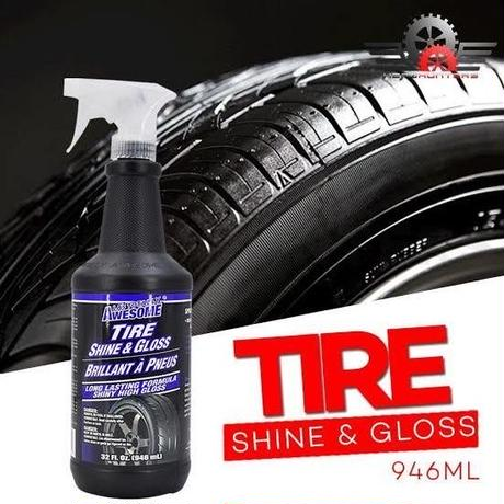 LA's Totally Tire Shine&Gloss