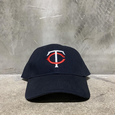 "90's Genuie Merchandise""MLB Minnesota Twins""strap back"