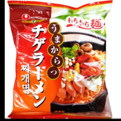 農心 チゲ麺 120g