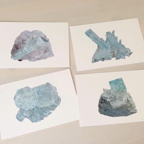 hekiga postcard set