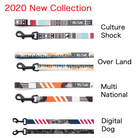 【WOLFGANG】2020 New Collection リード(M)