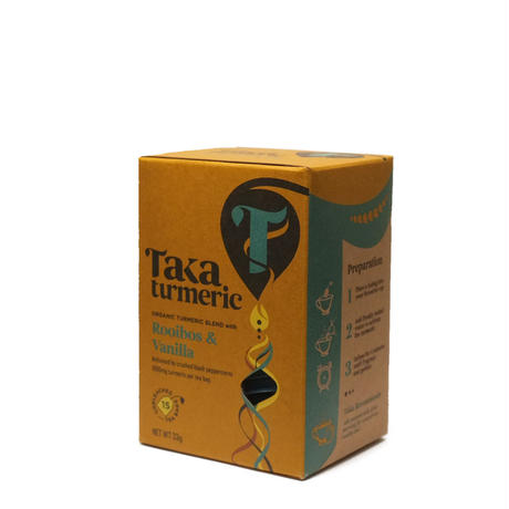 TAKA Turmeric ターメリックティー