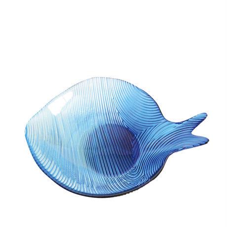 ガラスボウル FISH (L)