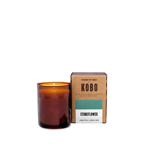 【KOBO】WOODBLOCK キャンドル(S)