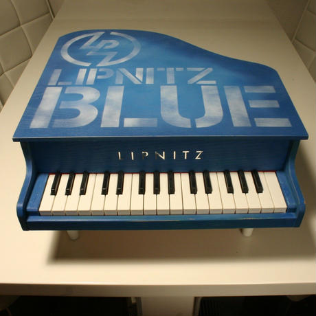 LIPNITZ 『BLUE』 -single-CD