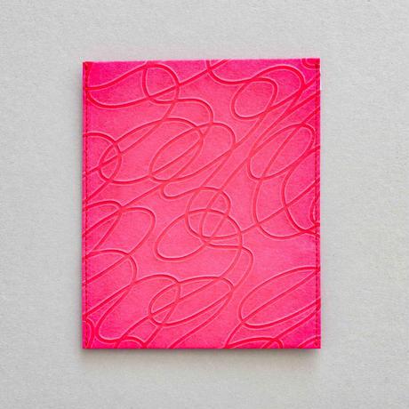 カードケース・curve(ピンク)