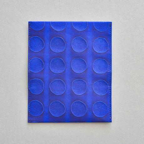 カードケース・dot(群青色)