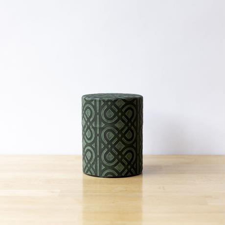 茶缶・大(黒)
