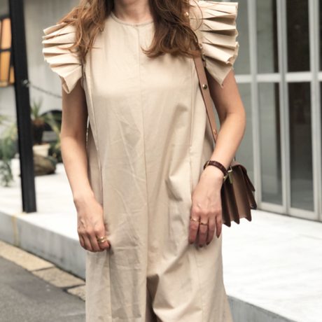 Ruffle design all in one