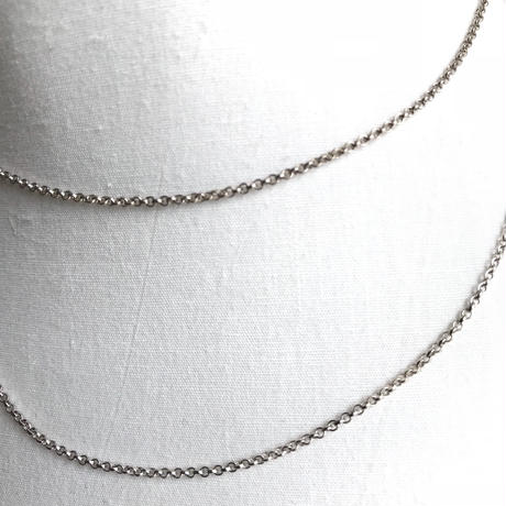 【送料込】silver925 chain necklace