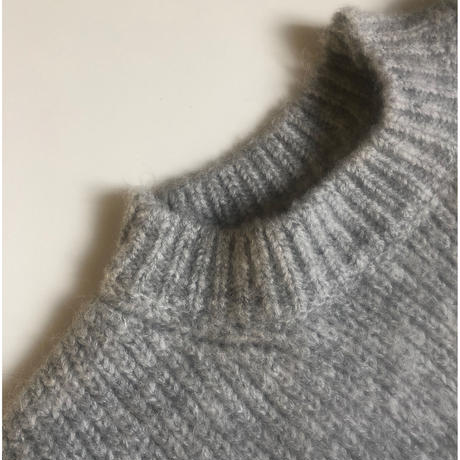 basic wide knit