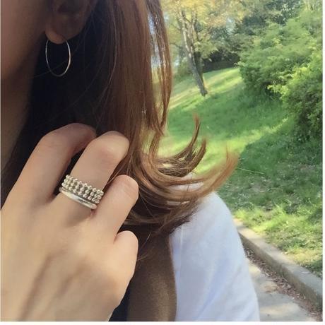 three chain ring