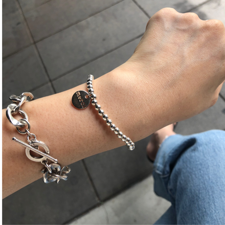 merci ball bracelet