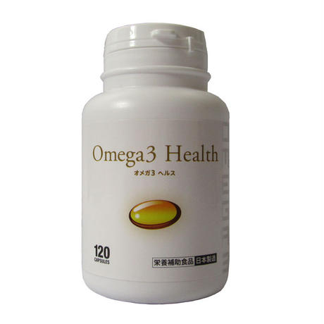*EPA・DHA配合フィッシュオイル* オメガ3ヘルス