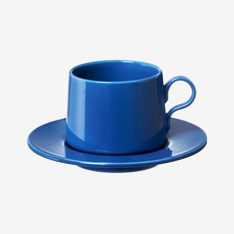 sabato カップ&ソーサー ブルー