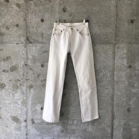 Levi's white denim (made in USA)