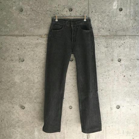 Levis 501 Black USA 02