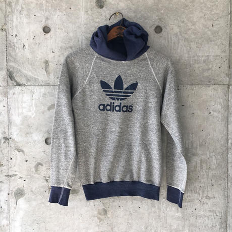 "vintege sweat   ""adidas"" 1980's N309"