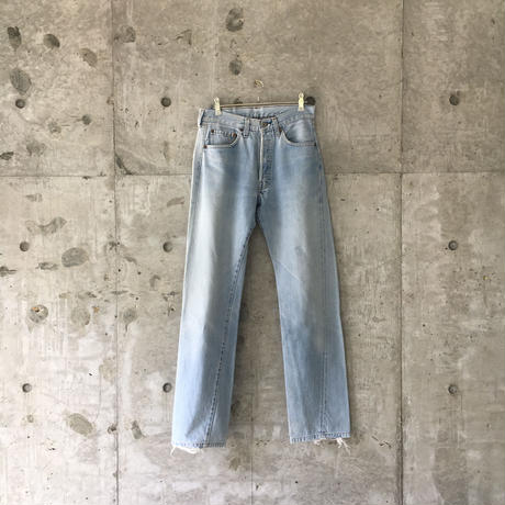 """Levi's 501 """"RED LINE"""" 1980s"""
