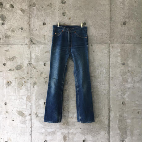 Levi's 517 made  in USA