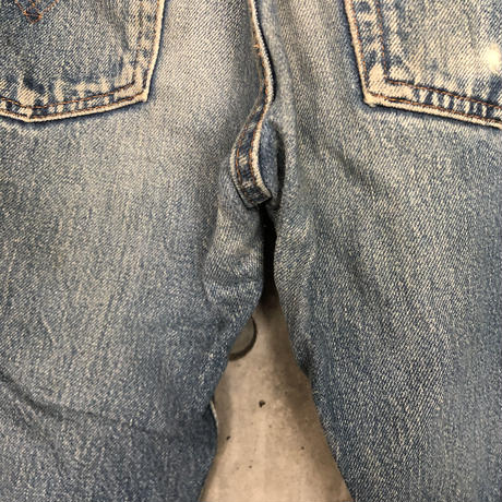 Levis 501 Red line A109