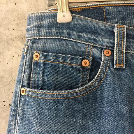 Levis 501 made in USA N916