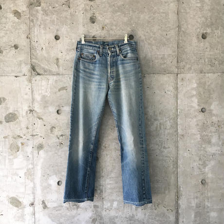 "Levi's 501 ""RED LINE"" 1980s N613"