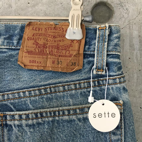 Levis 501 made in USA N910