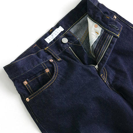 12oz SELVAGE BASIC JEANS