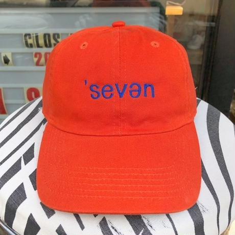 """Seven Shore Original【 """"CALL"""" Baseball Cap 】"""