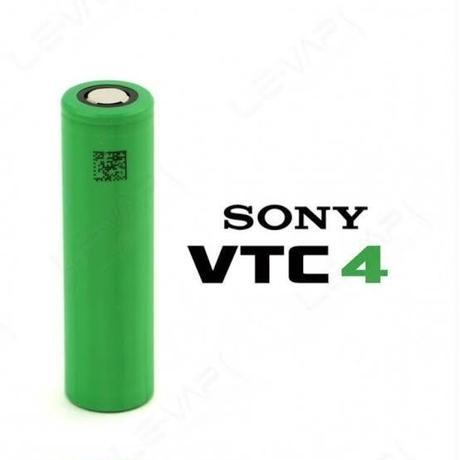 SONY VTC4 バッテリー 18650