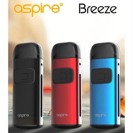 Aspire Breeze スターターキット