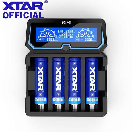 XTAR X4 充電器