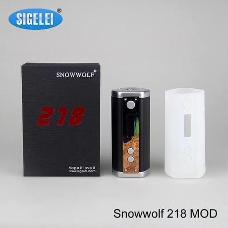 SNOWWOLF 218W BOX MOD