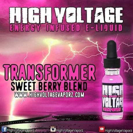 High Voltage エナジー成分入り リキッド 15ml