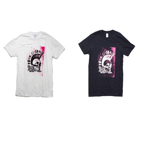 Punk Grenade by RIOT SQUAD 60ml リキッド Tシャツ付き
