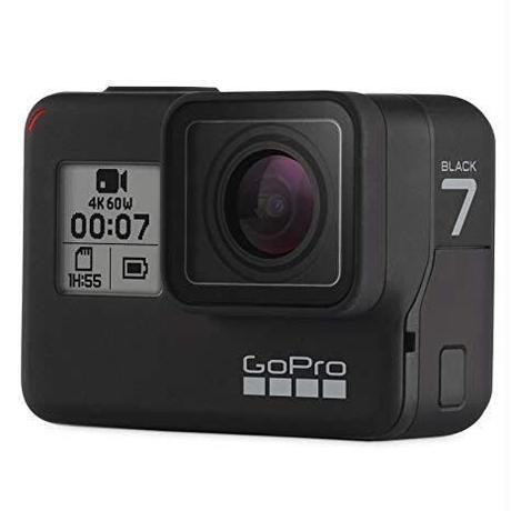 GoPro HERO7 BLACK 予備バッテリー2つ&充電器付き
